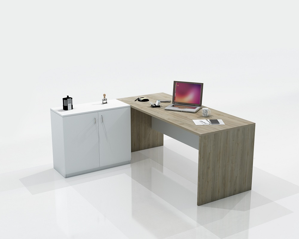 cabin-desk-brown